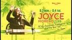 """ジョイス・モレーノ """"Cool"""" - 30th Anniversary Celebration since the first visit to Japan -【2015  8.3 mon. - 8.4 tue.】"""