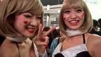 ハロウィン 渋谷のセクシー美女コスプレ特集2014 足出し、肩出しは当たり前!