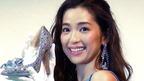 中村アン 肩出しドレスでシンデレラ方式の恋愛術を公開! ディズニー映画「シンデレラ」の試写会に出席