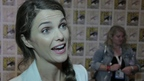 Dawn Of The Planet Of The Apes - Comic Con interviews