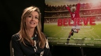 Believe - Natascha McElhone, Brian Cox and Sandy Busby Interview