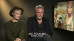 The Congress - Robin Wright and Ari Folman interview