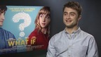 What If - Daniel Radcliffe interview