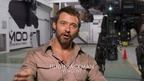 Chappie - Behind the scenes cast and director interview