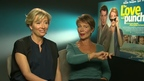 Love Punch - Emma Thompson and Celia Imrie Interview