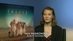 Tracks - Mia Wasikowska interview