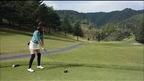 人気の鉄女奥様のゴルフスイング動画ナイスショット編 当社専属モデルをお願いしてる素敵な鉄女奥様のナイスショットとバーディーパットをご覧下さい(^^)/