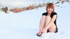 【耐寒テスト】雪の中、ショートパンツ+半袖で遊べるのか? 試してみた @北海道札幌市 playing in the snow (short pants) Sapporo,Hokkaido