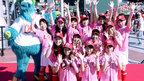 広島カープ公認「C-Girls2015」がデビュー