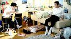木村佳乃がベッドの下から…