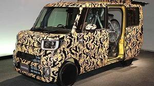 ダイハツ、軽最大の室内空間を持つ新型車=コンセプトカー「デカデカ」がベース