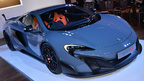 マクラーレン最新モデル「675LT」披露=500台限定、0-100キロ加速2.9秒