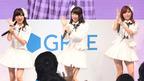 AKB48石田晴香、横山由依らが「心のプラカード」振り付けをレクチャー! 「東京ゲームショウ2014」