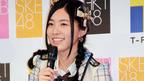 SKE48松井珠理奈、選ぶなら「可愛いからHKT」 「AKB48グループ×Tカード」記者発表会2