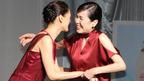 桃井かおり、綾瀬はるかとハグ!「大好き!」 「SK−2 誕生35周年キックオフ セレモニー ~運命よりも、きれいになろう。~」1