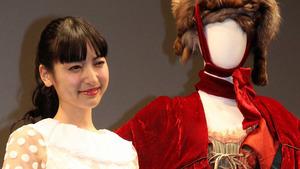 神田沙也加、「アナ雪」への原点…ミュージカルデビュー振り返る!10年前の衣装も登場  映画「イントゥ・ザ・ウッズ」試写会イベント1