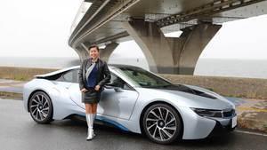 BMW i8 動画でインプレッション