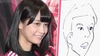 深川麻衣(乃木坂46)/「ACミラン・チャンネル ミラノミラン」キックオフ会見