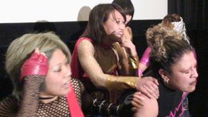 朱里、真琴、Ray、木村響子/『ママはレスリング・クイーン』公開記念トークイベント