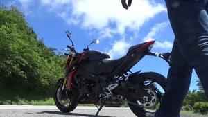 SUZUKI GSX-S1000 ABS/S1000F ABS試乗 WEBミスター・バイク