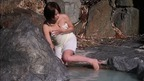 温泉美人41 長野県 万座温泉「湯の花温泉」 日本一高い場所で湧く温泉