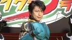 """""""3号""""及川光博、ライダースーツでファン歓喜"""