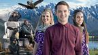 映画「ホビット 決戦のゆくえ」×ニュージーランド航空のコラボ映像「壮大すぎる機内安全ビデオ」イライジャ・ウッドらも出演!