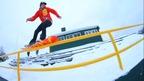 スノーボードDVD:『ライト・ブレイン・レフト・ブレイン』 - Beresford-Larson